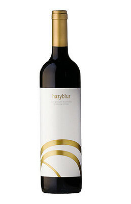 12 X Hazyblur Director's Blend Basket Press Shiraz 2015