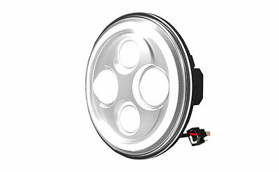 """7"""" Proyector Daymaker Marca E LED Faro Para Harley Davidson Coches turismo"""