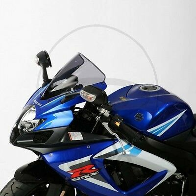 Suzuki GSX-R 750 2006 MRA Racing Screen Smoke Grey