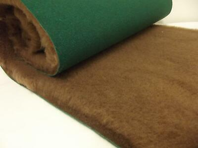 Professional Veterinary Whelping Dog Puppy Vet Bedding - MUSHROOM BROWN
