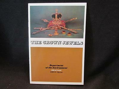The Crown Jewels 1968 Department of the Environment Official Guide