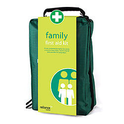 Large Family / Home First Aid Kit Bag - Comprehensive Contents