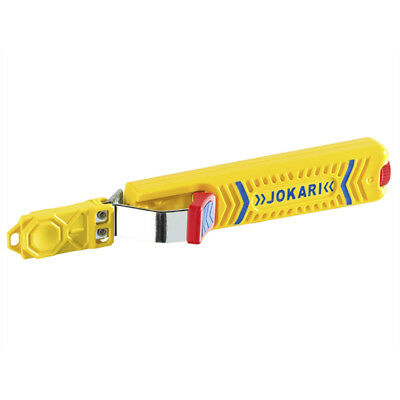 Jokari Secura Cable Stripper (8-28mm) Electricians Wire Stripping Tool Cutters