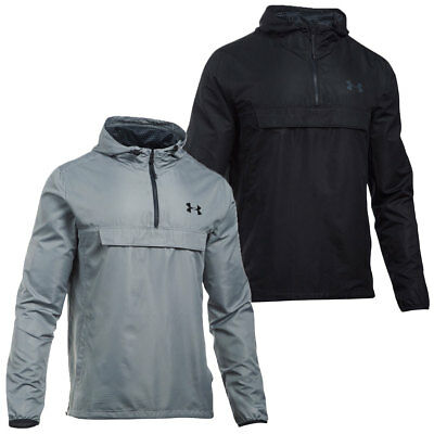 Under Armour 2016 Mens Sportstyle Anorak Water Repellent Hooded Pullover