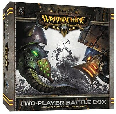 Warmachine: Two-Player Battle Box PIP 25002