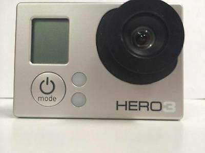 RageCams 4.1mm Modified Wide HD Megapixel Camera Lens FOR GoPro HD Hero3 White
