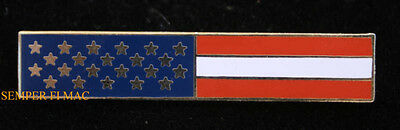 US Flag PIN UP Uniform Commendation Bar Police Sheriff Law DALLAS TEXAS GIFT WOW