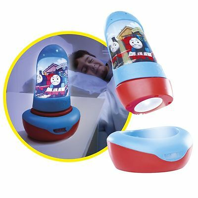 Thomas The Tank Engine Go Glow Light - Childrens Bedroom Lighting - Official