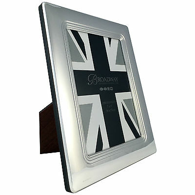 """NEW Sterling Silver - Photo / Picture FRAME - 7"""" x 5"""""""