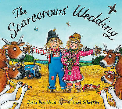 The Scarecrows' Wedding - Book by Julia Donaldson (Paperback, 2015)