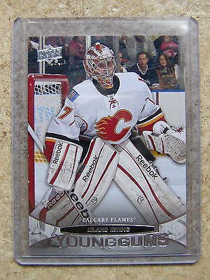 11-12 UD Serie 2 Young Guns YG LELAND IRVING Rookie RC #459
