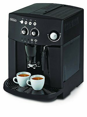 De'Longhi ESAM4000.B Magnifica Bean to Cup Coffee Machine Maker 15 Bar - Black
