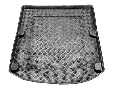 TAILORED PVC BOOT LINER MAT TRAY Audi A4 B9 Saloon since 2015