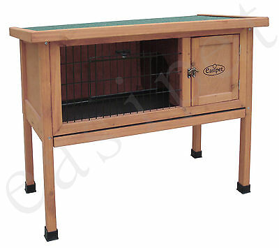 Wooden 915mm Guinea Pig Dwarf Rabbit Hutch 3 ft House Single Storey easipet 338