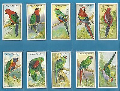 Players cigarette cards - NATURE SERIES - Full set. -
