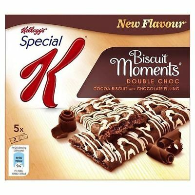 Kellogg's Special K Biscuit Moments Duo Choc 5 x 25g