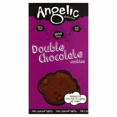 Angelic Gluten Free Double Chocolate Cookies 125g