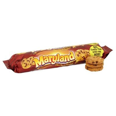 Maryland Choc Chip & Hazelnuts Cookies 230g