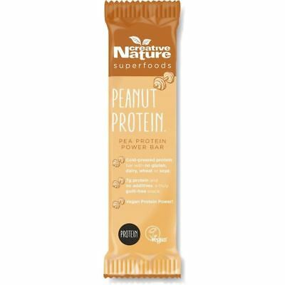 Creative Nature Peanut Protein Superfood Snack Bar 38g