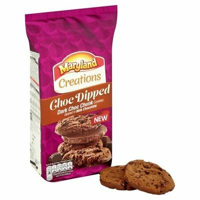 Maryland Creations Choc Dipped Cookies 180g
