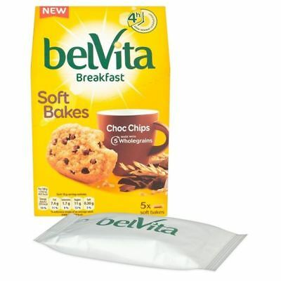 Belvita Soft Bake Chocolate Chip 5 x 40g