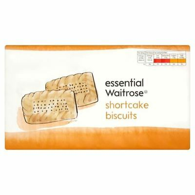 Shortcake Biscuits essential Waitrose 400g