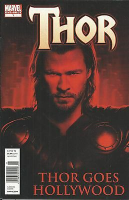 Marvel Thor Goes Hollywood comic issue 1