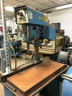 "20"" Powermatic Model 1200 Single Spindle Drill Press"