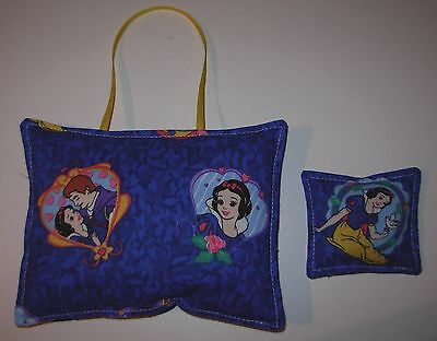 Tooth Fairy  Pillow - Snow White + Magnet