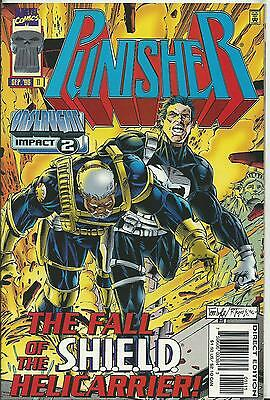 Punisher #11 (Marvel)  2Nd Series 1995 (Onslaught Impact 2)