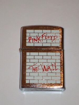 PINK FLOYD LIGHTER THE WALL  Mint !