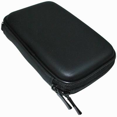 Portable Black Hard Shell Pouch Carry Case Bag For 2.5-inch External Hard Drive