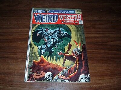Weird Western Tales 12-59-----lot of 9 comic books(Jonah Hex)