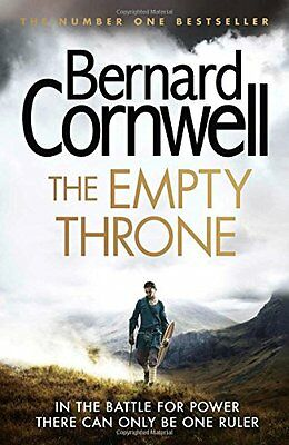 The Empty Throne (the Last Kingdom Series, Book 8) by Bernard Cornwell Paperback