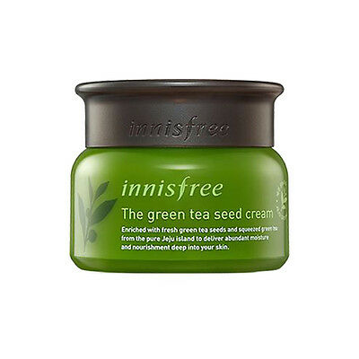 [INNISFREE] The Green Tea Seed Cream - 50ml (New)