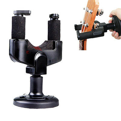 Wall Hanger Holder Stand Rack Hook Keeper Mount for Electric Guitar Acoustic