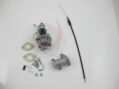 Kit carburador 22mm Polini para LML 200cm 4-stroke
