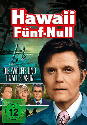 5 DVDs * HAWAII FÜNF-NULL (5-0) STAFFEL / SEASON 12 DAS ORIGINAL -MB # NEU OVP +