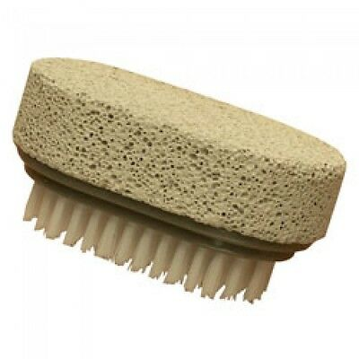 Pumice Stone Nail Brush Nail Care Manicure Pedicure Beauty Therapy by SP