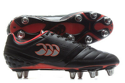 Canterbury Phoenix Club 8 Stud SG Rugby Boots Sizes:(UK 6 - 13) E22383-989