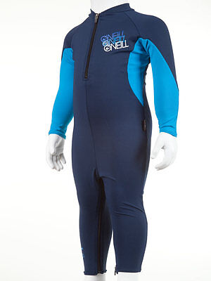 O'Neill O'Zone Infant Toddler 50+ SPF Full Body Sun Protection Lycra Swim Suit