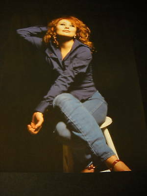TORI AMOS Photo Style POSTER IMAGE Crossing Her Legs