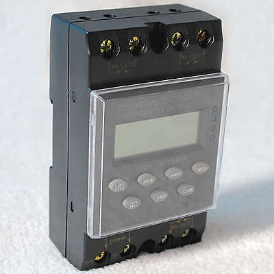NEW ZYT16G-3a multi channel automatic program/programmable timer switch 24V