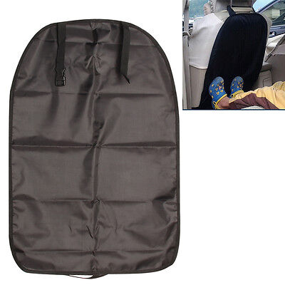 Car Seat Back Protector Cover for Children Baby Kick Protective Mat