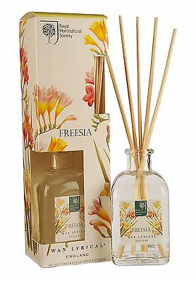 Wax Lyrical Royal Horticultural Society 100ml Reed Diffuser Freesia RH3412