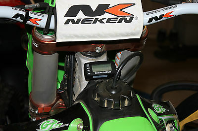 support compteur heure alu MXS 450 CRF