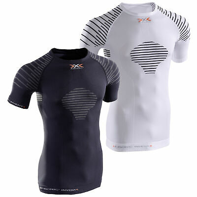 X-Bionic Man Invent Light Shirt Funktionsshirt Laufshirt Jogging Herren Muskel