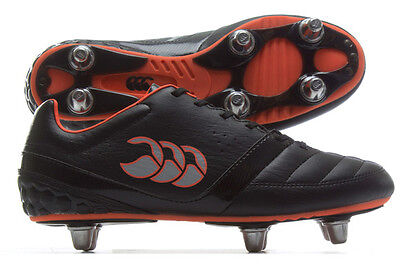 Canterbury Phoenix Club 6 Stud SG Junior Rugby Boots Sizes:(UK 1 - 5) E22384-989