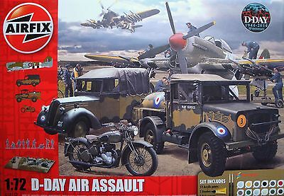 AIRFIX® A50157 D-Day Diorama Air Assault in 1:72