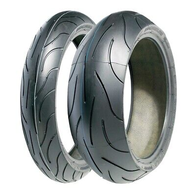 Motorcycle Tyres MICHELIN PILOT POWER 120/70/ZR17 & 190/50/ZR17 Special *NEW*